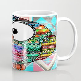 owl aztec tribal best design Coffee Mug