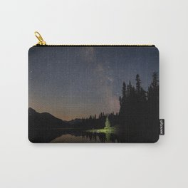 Milky Way in the Trees Carry-All Pouch