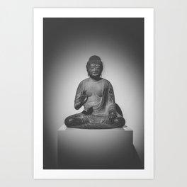 Amida Art Print