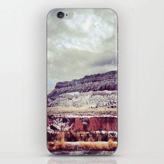 FOUR CORNERS iPhone & iPod Skin