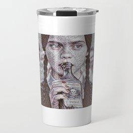 Wednesday's Drink Travel Mug