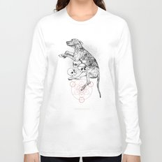 Partial Fractions Long Sleeve T-shirt