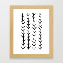 Harrow Framed Art Print