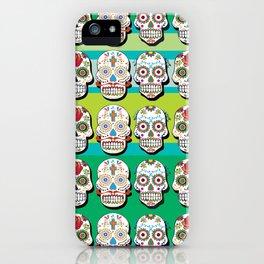 Calaveras iPhone Case