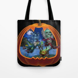 Witch's Magic Spell Tote Bag
