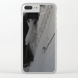 Depression Project Clear iPhone Case