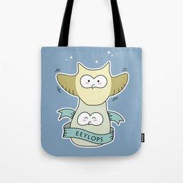 Eeylops Owl Emporium of Diagon Alley Tote Bag