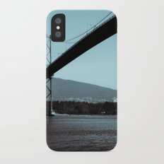 Across the Ocean iPhone X Slim Case