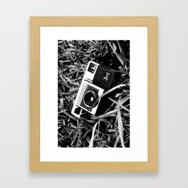 Natural Vintage Framed Art Print