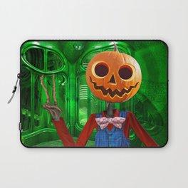 Jack The Pumpkin Laptop Sleeve