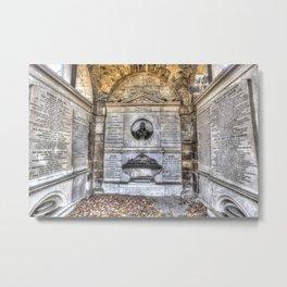 John Adam Architect Greyfriars Metal Print