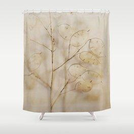 Lunaria Shower Curtain