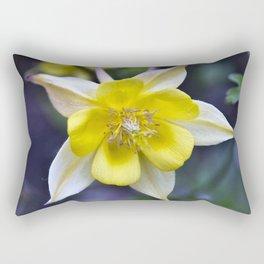 Summery breathing of flowers Rectangular Pillow