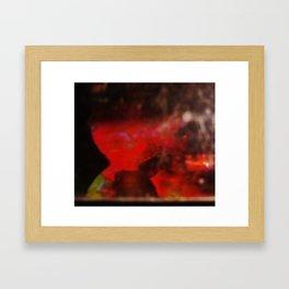 ROBERT GRUENBERG ORIGINAL/2014 Framed Art Print