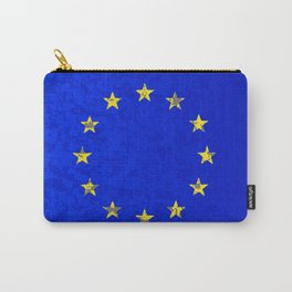EU Flag Carry-All Pouch