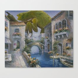 Lovely This Time of Year Canvas Print