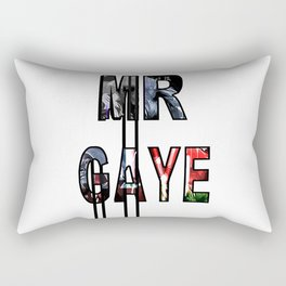 Lets Get It On - MR GAYE Rectangular Pillow