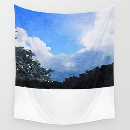 July Wall Tapestry