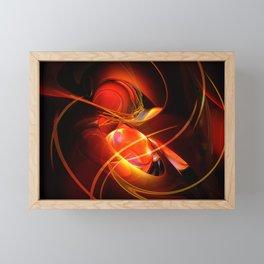 Feuertanz Framed Mini Art Print