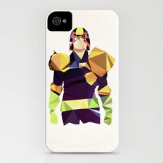 Polygon Heroes - Dredd Slim Case iPhone (4, 4s)