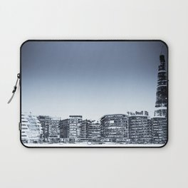 The Shard and London's southbank Laptop Sleeve