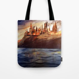 It All Ends Here Tote Bag