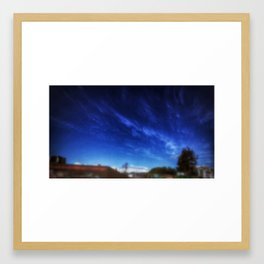 Wishful Bliss Framed Art Print
