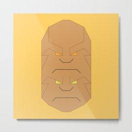 Bi Beast Metal Print