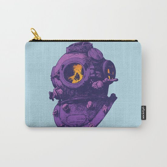 Dead diver Carry-All Pouch
