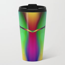 Butterfly... You My Friend, Are A Victim Of Disorganised Thinking... Travel Mug