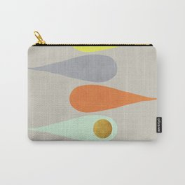 Vintage minimal improvisation 3 Carry-All Pouch