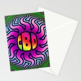 CBD Oil Sunshine Stationery Cards