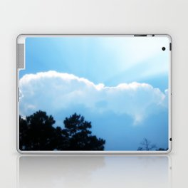 The Silver Lining Laptop & iPad Skin