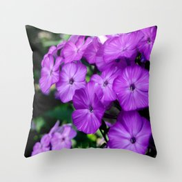 Floral Beauty #4 Throw Pillow