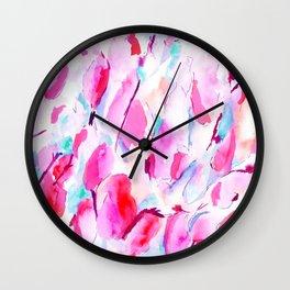 Synesthete Wall Clock