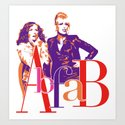 AbFab by queeroid