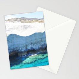 250. Moon Walk, Greece Stationery Cards