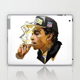 Hip-hop cubism Laptop & iPad Skin