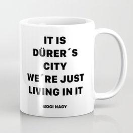 DÜRER´S CITY Coffee Mug