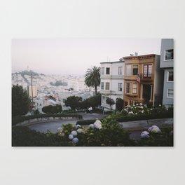 San Fransisco no.3 Canvas Print