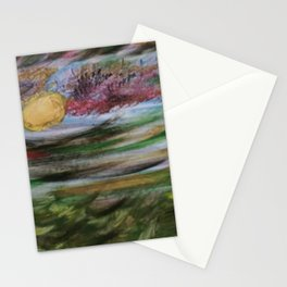 Tumultuous Clouds Stationery Cards