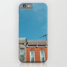 Federal Hill Homes Slim Case iPhone 6s