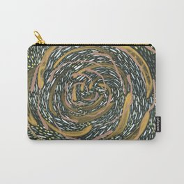 If Everything was Enough. Or if Everything was More. Carry-All Pouch