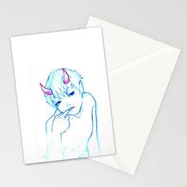 Oni Boy 1 Stationery Cards