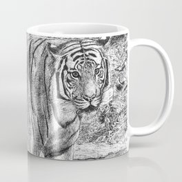 Malayan Tiger (Harimau) Coffee Mug