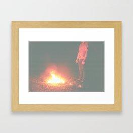 Rebellious  Framed Art Print