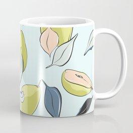 Pears garden Coffee Mug