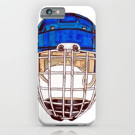 Hasek - Mask iPhone Case