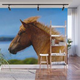 horse by Francesco Ungaro Wall Mural