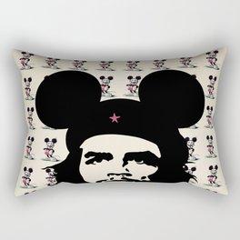 Icon Fusion Rectangular Pillow